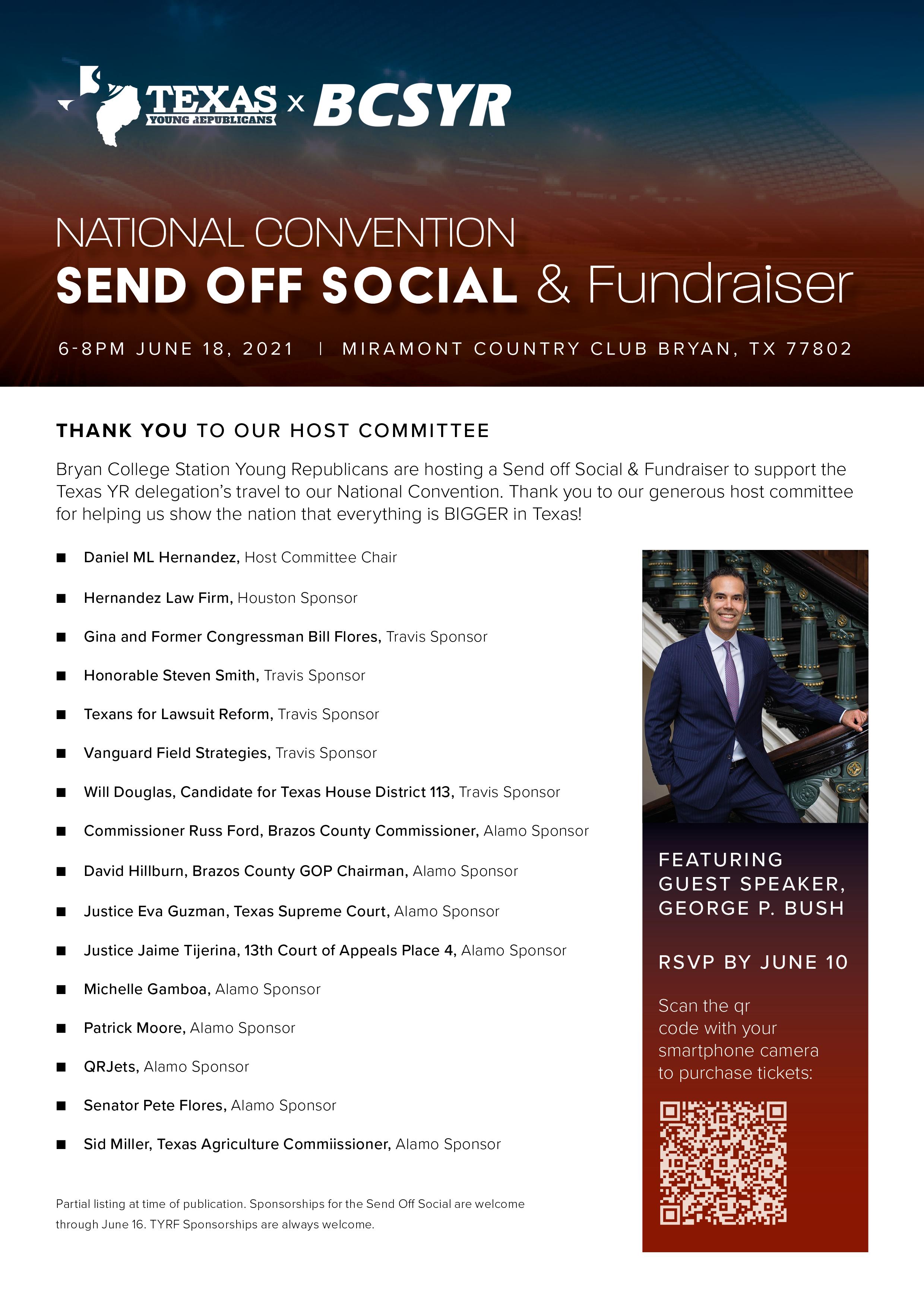 TYR Send Off Social Sponsorship